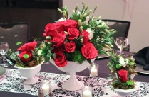 Creative Touches Evansville Floral Arrangement Wedding Flower Custom ProjectsIMG_2098