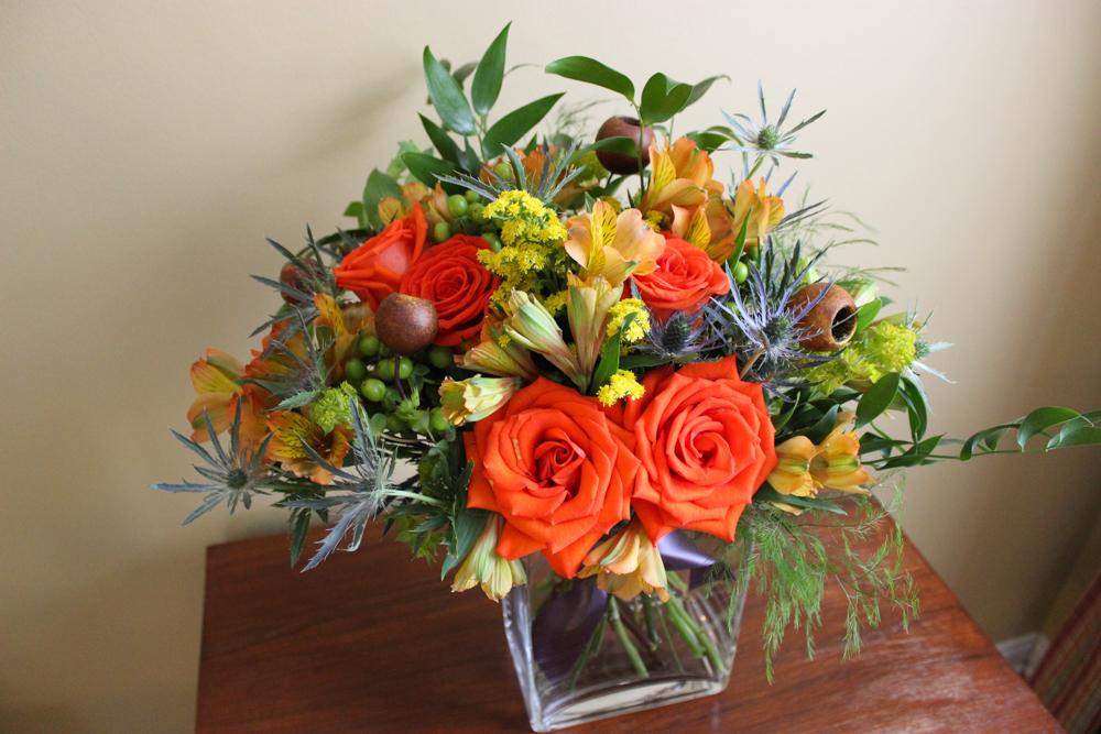 Marshall bridesmaid bouquet #2 (1 of 1)