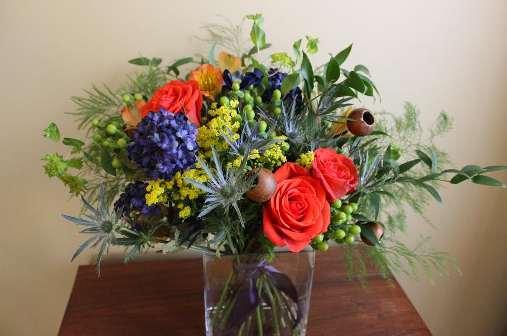 Marshall bridesmaid bouquet #3 (1 of 1)